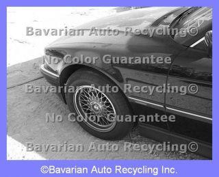 BMW Left Front Fender Panel E38 740 740i 740IL Parts