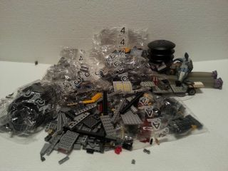 Lego Star Wars Clone Turbo Tank Set 8098 Technics Misc Lot
