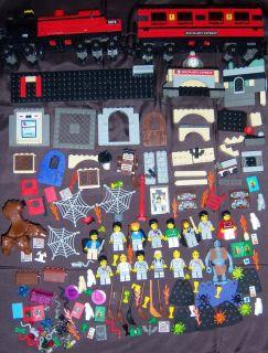 Large Set LEGO Harry Potter People Minifigs Minifigures 3 Headed Dog