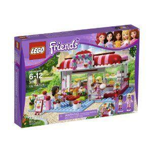 3061 Lego Friends City Park Cafe $30 New in Box NIB Girl Legos