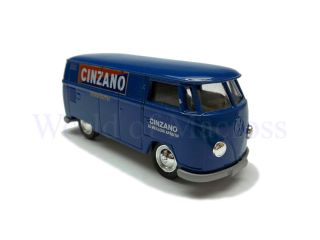 Lledo Days Gone Vanguards Cinzano Volkswagen VW Kombi Panel Van Bus