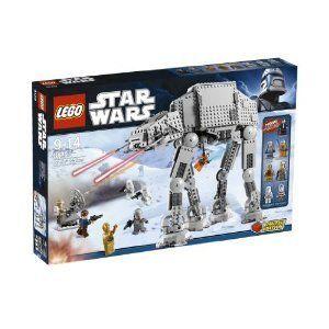 Lego 8129 Star Wars at at Walker Brand New