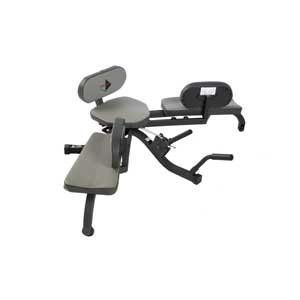 Century Versaflex Martial Arts Leg Stretching Machine Black New