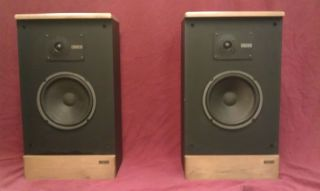 Advent Legacy I Speakers Vintage