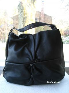 BY MARC JACOBS Purse Perfect Leola Nappa Leather Large Hobo Bag NEW