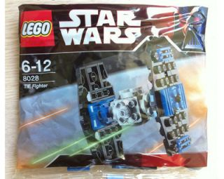 Lego Star Wars 8028 Mini Tie Fighter New