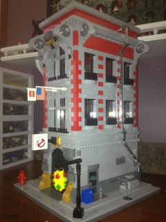 Lego City Custom Ghostbusters Ultimate Collection Series II by C3BRIX