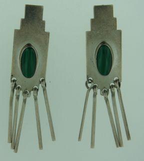 Lewis Sterling Silver Earrings