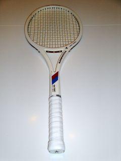 Kneissl Ivan Lendl White Star Lendl Pro Tennis Racket Racquet RARE 4 1