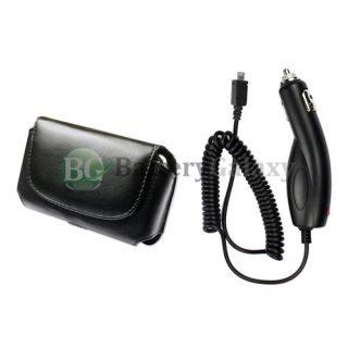 Battery Car Charger Cell Phone Case for LG GU292 GU295