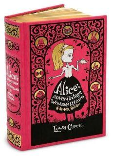 Leather Lewis Carroll Alice in Wonderland Tenniel Illus