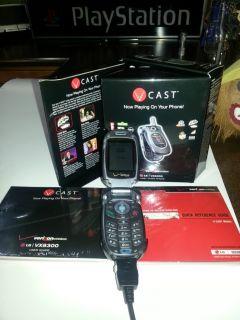 LG VX8300 Black Verizon Cell Phone Used