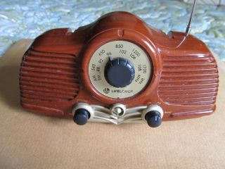 Vintage Lifelong Am FM Radio