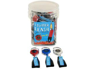 Premium Retractable Cigarette Lighter Leash BIC