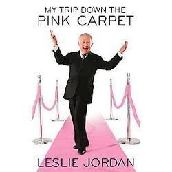 Leslie Jordan of Sorid Lives Stage Show Promo Card