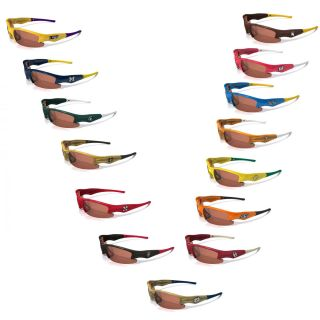 NCAA College Logo High Definition HD Sunglasses Pick Your Team L thru