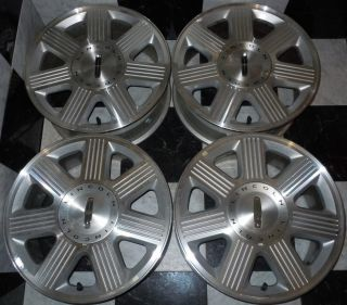 Lincoln Navigator Mark LT 18 factory OEM Wheels F150 Expedition also 6