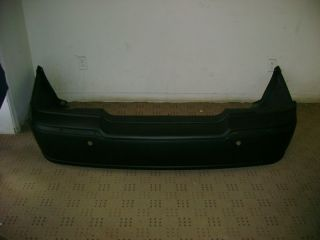 2003 2005 Lincoln Town Car Rear Bumper Cover