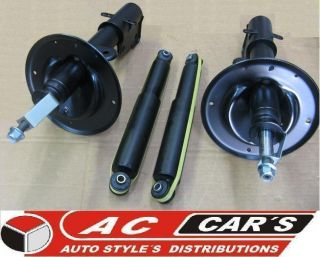 2 Front 2 Rear Shock Strut Caravan Town Country Voyager High Quality