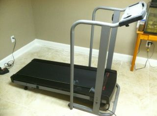 Lifestyler Fitness Trainer Treadmill