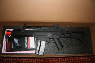 Custom Lipo Ready X36C Full Size Airsoft AEG Rifle   Black / 400 FPS