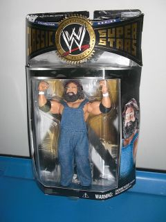 Hillbilly Jim Jakks Classic Wrestling Action Figure Toy WWE WWF