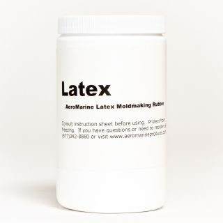 Latex Liquid Rubber for Mold Making Quart Size
