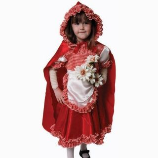 Little Red Riding Hood Halloween Costume Kids Costume