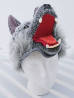 Big Bad Wolf Hat Little Red Riding Hood Halloween Costume Theater