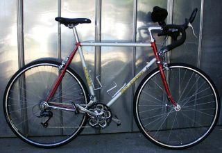 Bob Jackson Dura Ace XTR 27 speed Century road bicycle aerobars