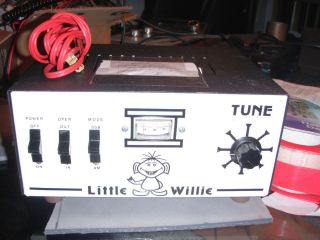 Little Willie Ham Radio Amp