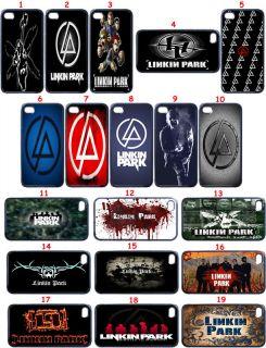 Linkin Park iPhone 4 Case Black