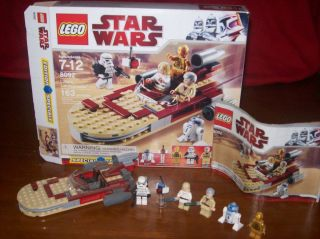 Lego Star Wars Lukes Landspeeder 8092