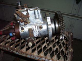 Allis Chalmers Injection Pump