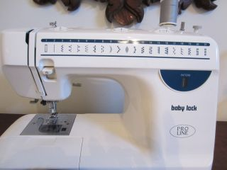 Baby Lock Pro Line Sewing Machine Model BL6200 6700