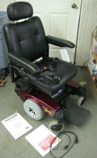 INVACARE Electric Wheelchair PRONTO SURE STEP M51 Manual Battery VERY