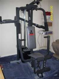 Pro 9510 Home Gym Exercise Weight Machine 7 Work Out Stations