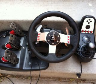 Logitech G27 Racing Wheel for PlayStation PS3 and PC GT5 Gran Turismo