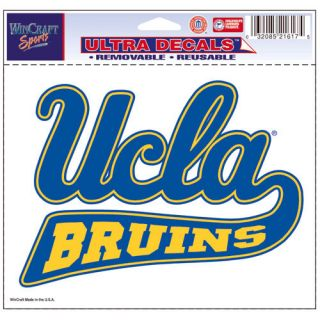 UCLA Bruins NCAA College Team Logo Sports Ultra Decal Bumper Sticker