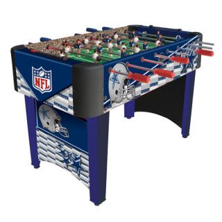 Dallas Cowboys NFL Logo Foosball Table