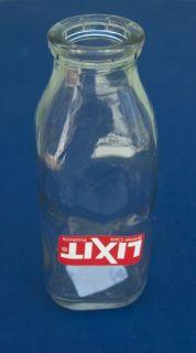 16oz Replacement Lixit Glass Water Bottle Parrot Bird