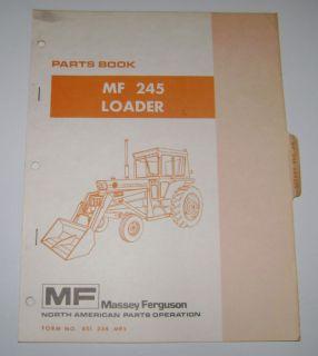 Mustang MTL16 MTL20 MTL25 Parts Catalog Manual Book