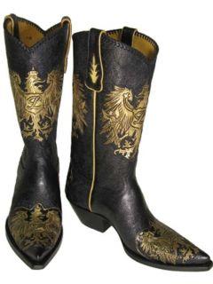 Liberty Royal Eagle Mens Rockstar Cowboy Boot Royal Eagle 9 866