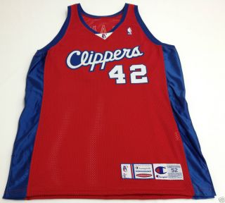 Los Angeles Los Angeles Clippers Elton Brand Team Issue Champion