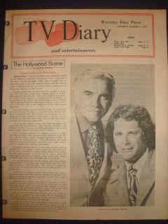 061022CQ TV Lorne Green Murphy Bonanza October 6 1973 10 1973