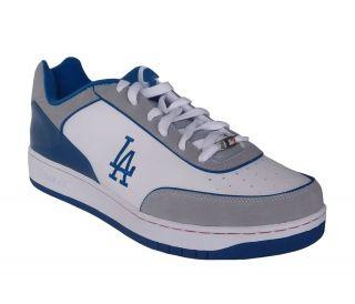Reebok Los Angeles Dodgers MLB Clubhouse Uniform Mens Athletic Shoe