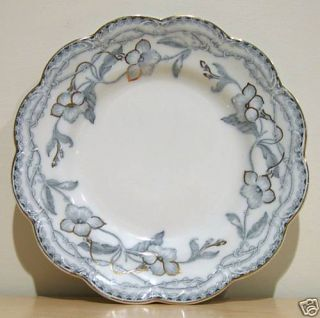 Johnson Brothers Blue Lothair Dinner Plate
