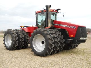 Case IH STX 530 HD Low Low Hours