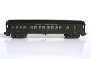 Lionel 19041 Pere Marquette Madison Pullman Passenger Car
