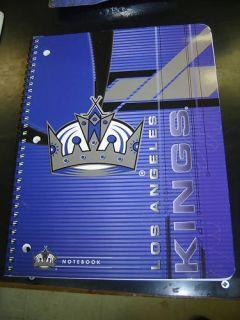 Los Angeles Kings Notebook La Kings
